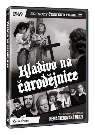 Kladivo na čarodějnice - edice KLENOTY ČESKÉHO FILMU (remasterovaná verze) - DVD