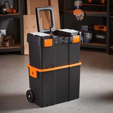 VonHaus kovček za orodje na kolesih (3500046)