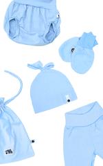 Lamama chlapecký kojenecký set