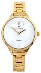 Bentime Dámské hodinky s diamantom 044-9MB-PT12102B