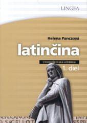 Panczová Helena: Latinčina - vysokoškolská učebnica - 1. diel