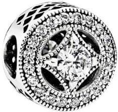 Pandora Luxusné trblietavý korálku 791970CZ striebro 925/1000