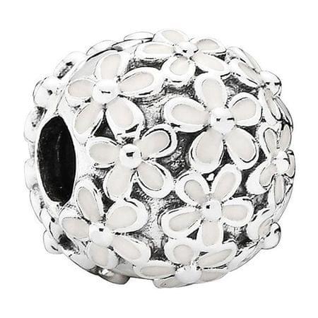 Pandora Cvetlična srebrna sponka 791494EN12 srebro 925/1000