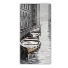Papillon 3D obraz Benátky 150 cm, olej na plátne