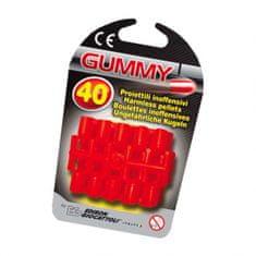 Denis gumeni metci Gummy Blister, 40 komada