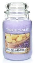 Yankee Candle świeca zapachowa Lemon Lavender Classic duża 623 g