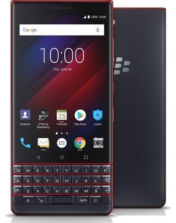 BlackBerry KEY2 LE Dual SIM, 4GB/64GB, Blue/Cobalt Red