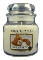 Yankee Candle Soft Blanket Classic střední 411 g