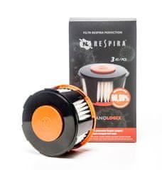 NANOLOGIX Respira Filtr nano Perfection P3 - SET (3ks)