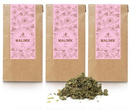 Allnature herbata Liśc Maliny, 50 g, 3 szt.