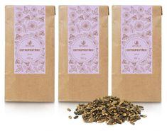Allnature čaj mlečni osat, 100 g, 3 kosi