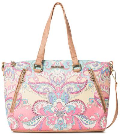 Desigual ženska torbica Bols Grand Valkiria Piade, večbarvna