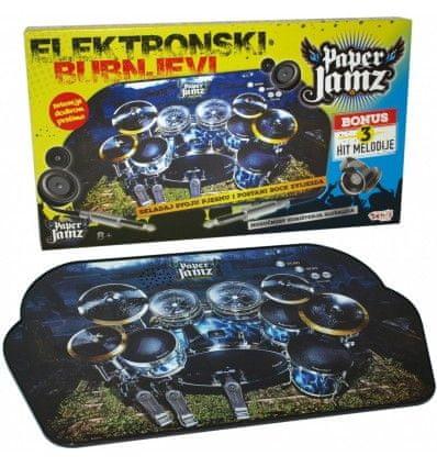 Denis elektronski bobni Paper Jamz