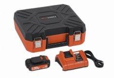PowerPlus POWDP9066 Ładowarka 20V/40V z akumulatorem 20V LI-ION 1,5Ah Dual Power