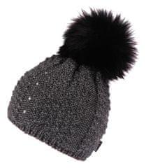 Capu Czapka zimowa 381-A Dark Grey