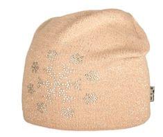Capu Czapka zimowa 1744-C Pink