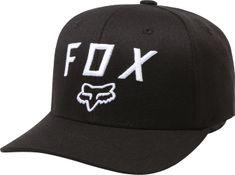 FOX muška kapa s šiltom Legacy Moth 110 Snapback, crna