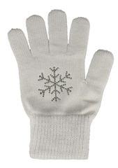 Capu Dámske rukavice 55305-A White