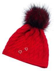 Capu Czapka zimowa 647-E Red