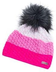 Capu Czapka zimowa 368-B Pink