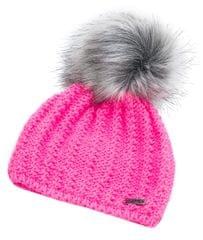 Capu Czapka zimowa 384-G Pink