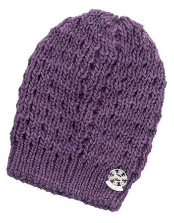 Capu Zimní čepice 354-G Purple