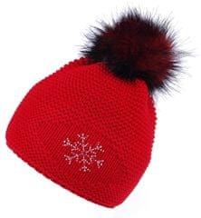Capu Zimná čiapka 347-F Red