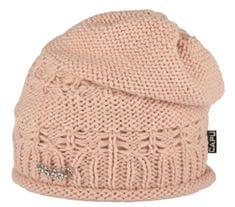 Capu Czapka zimowa 398-F Pink