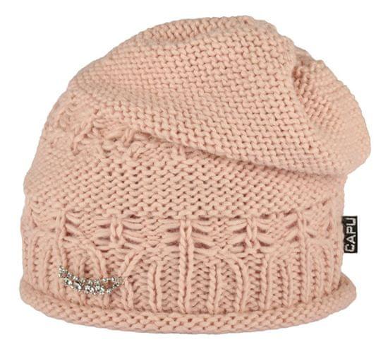 Capu Zimná čiapka 398-F Pink