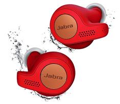 Jabra Elite 65t piros 100-99010001-60