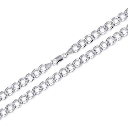 Brilio Silver MęskaŁańcuch Pancernik 50 cm 471 086 00148 04 - 17,20 g srebro 925/1000