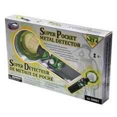Eastcolight žepni detektor kovine