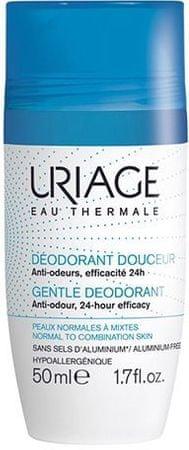 Uriage Cienkiedezodorant w kulce roll-on (Gentle Deodorant) 50 ml