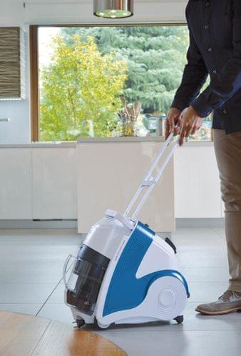 Polti Unico MCV80_Total Clean & Turbo provoněný vzduch