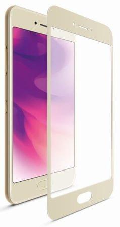 Fixed Ochranné tvrzené sklo Full-Cover pro Huawei Mate 10, přes celý displej, zlaté, 0,33 mm FIXGF-245-033GD