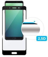 Fixed ochronne szkło hartowane Full-Cover do Huawei Nova 3, na cały ekran, czarne, 0,33 mm FIXGF-333-BK