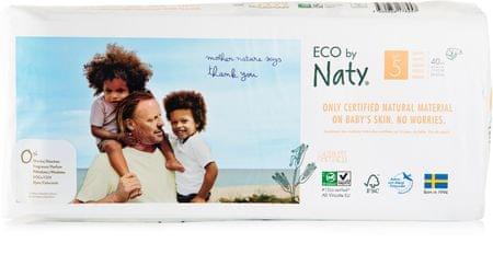 NATY Maxi pelenkák+ 11 kg - ECONOMY PACK (25 db)
