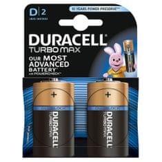 Duracell Turbo Max 2 db D elem (góliát)
