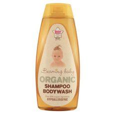 Beaming Baby Organický dětský šampón a tělové mýdlo 250 ml