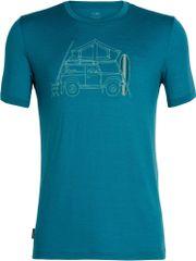 Icebreaker moška majica Mens Tech Lite Ss Crewe