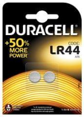 Duracell baterie LR44 B2