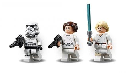 LEGO Star Wars™ 75229 Únik z Hvězdy smrti