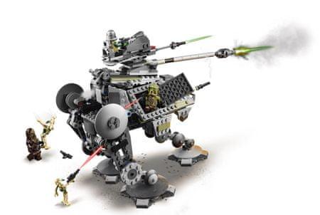 LEGO klocki Star Wars 75234 Walking Machine AT-AP