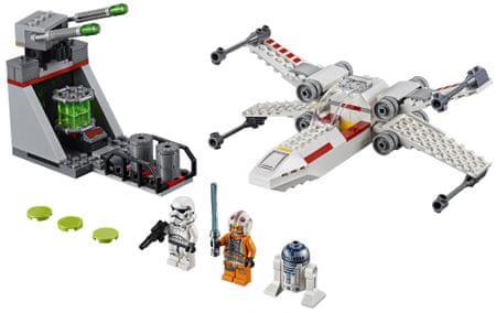 LEGO klocki lego Star Wars 75235 Ucieknij z okopu myśliwcem X-Wing