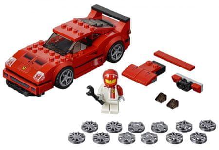 LEGO auto Speed Champions 75890 Ferrari F40 Competizione