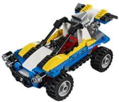 LEGO Creator 31087 Terepjáró homokfutó