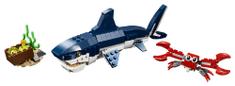 LEGO figurki Creator 31088 Stworzenia z głębin morskich