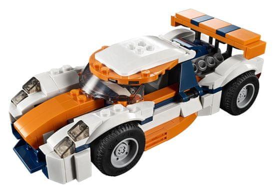 LEGO Creator 31089 Závodný model Sunset