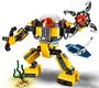 2 - LEGO Creator 31090 Podvodni robot