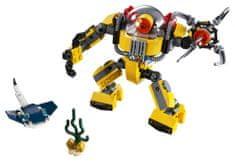 LEGO Creator 31090 Vízalatti robot